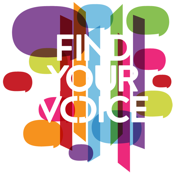 KUCD Find Your Voice Image