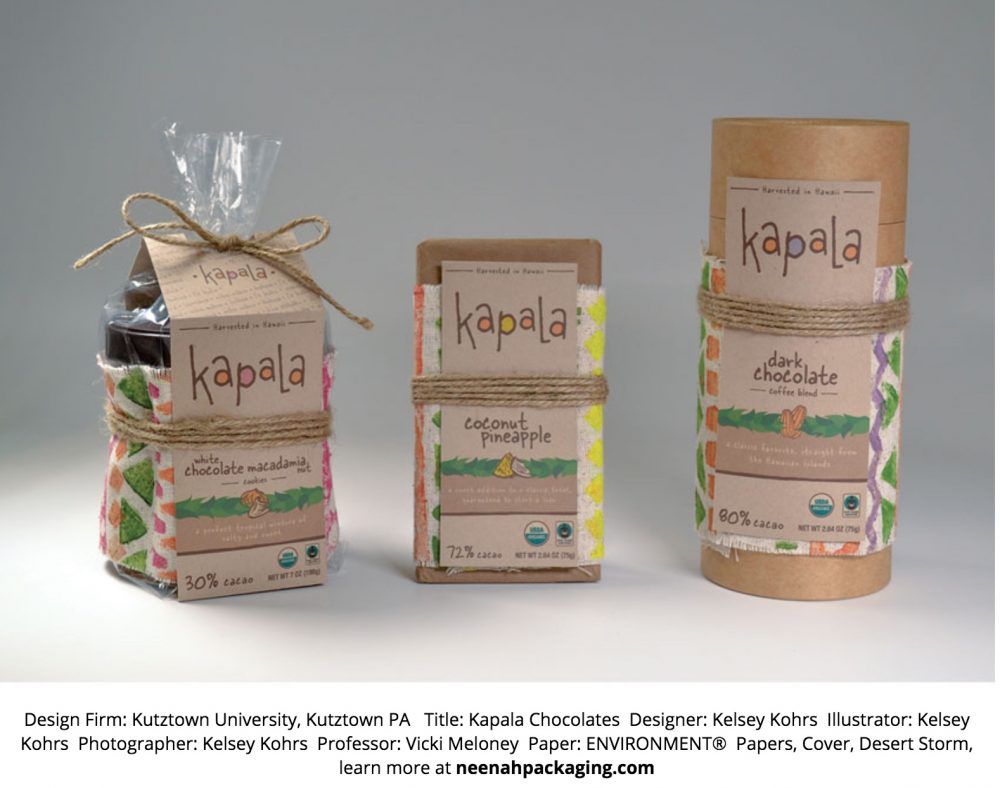 Kelsey Kohrs | American Package Design Award for 2019